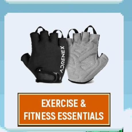 Exercise & Fitness Essentials