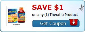 Save $1.00 on any (1) Theraflu Product