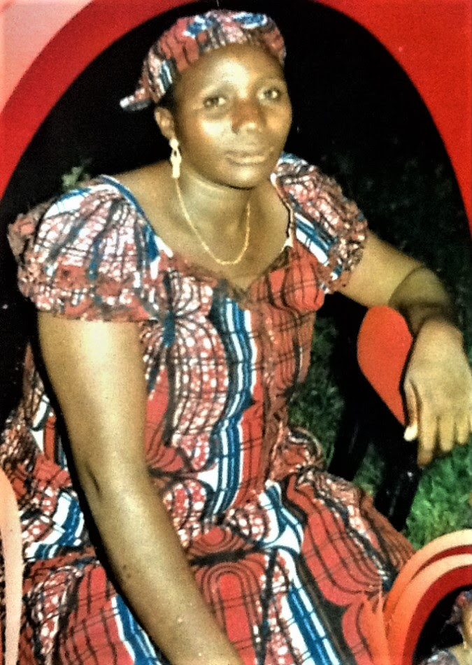 Ruth Wujit, slain along with her pastor husband and another church leader in Miango, Nigeria. (Photo courtesy of ECWA)
