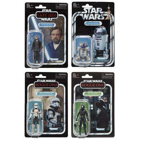 Image of Star Wars The Vintage Collection Wave 7 - Complete Set of 4