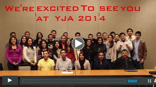 2014 YJA Convention - Register Today!