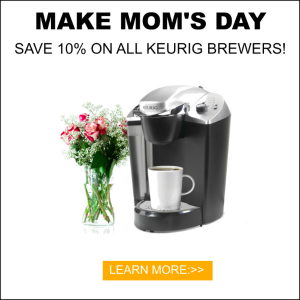 Mothers Day Keurig sale!