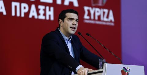 El Gobierno de Alexis Tsipras inicia el proceso legislativo./ REUTERS