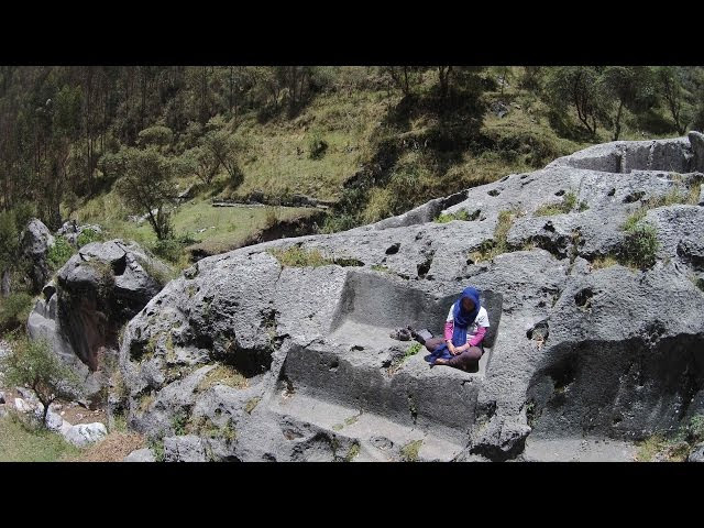 Exploring The Megalithic Temple Of Pyramid Near Cusco Peru  Sddefault