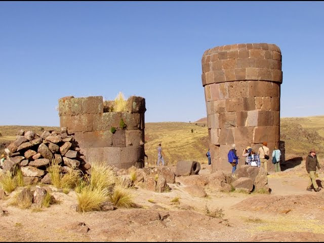 Ancient Megalithic Chullpa Towers Of Cutimbo In Peru  Sddefault