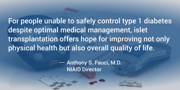 Quote from NIAID Director Anthony S. Fauci, M.D.