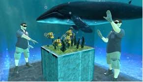 未来水族園 実施イメージ