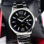 Relógio Technos Masculino Analógico de Aço Prata Garantia de um ano 2115GU/1A