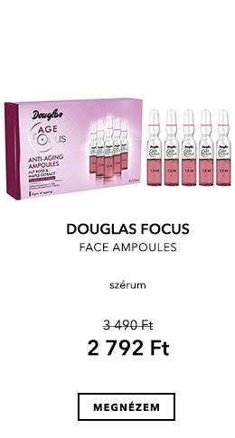 Glamour-napok Douglas - Focus