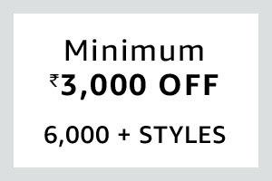 Minimum 3000 Off