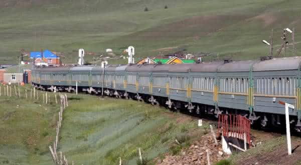 Harbin-Haikou entre as rotas de trens mais longas do mundo