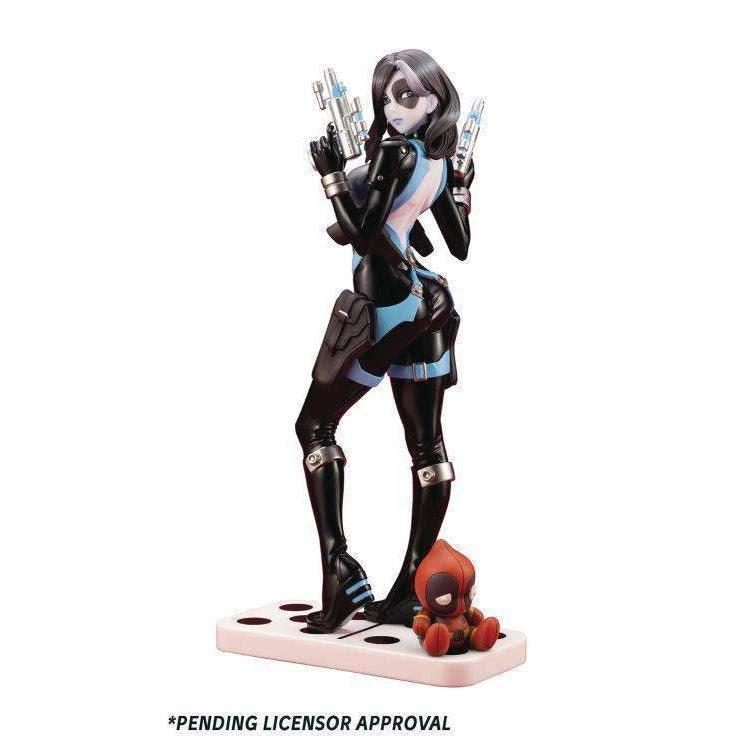 Image of Marvel Bishoujo Domino - OCTOBER 2019