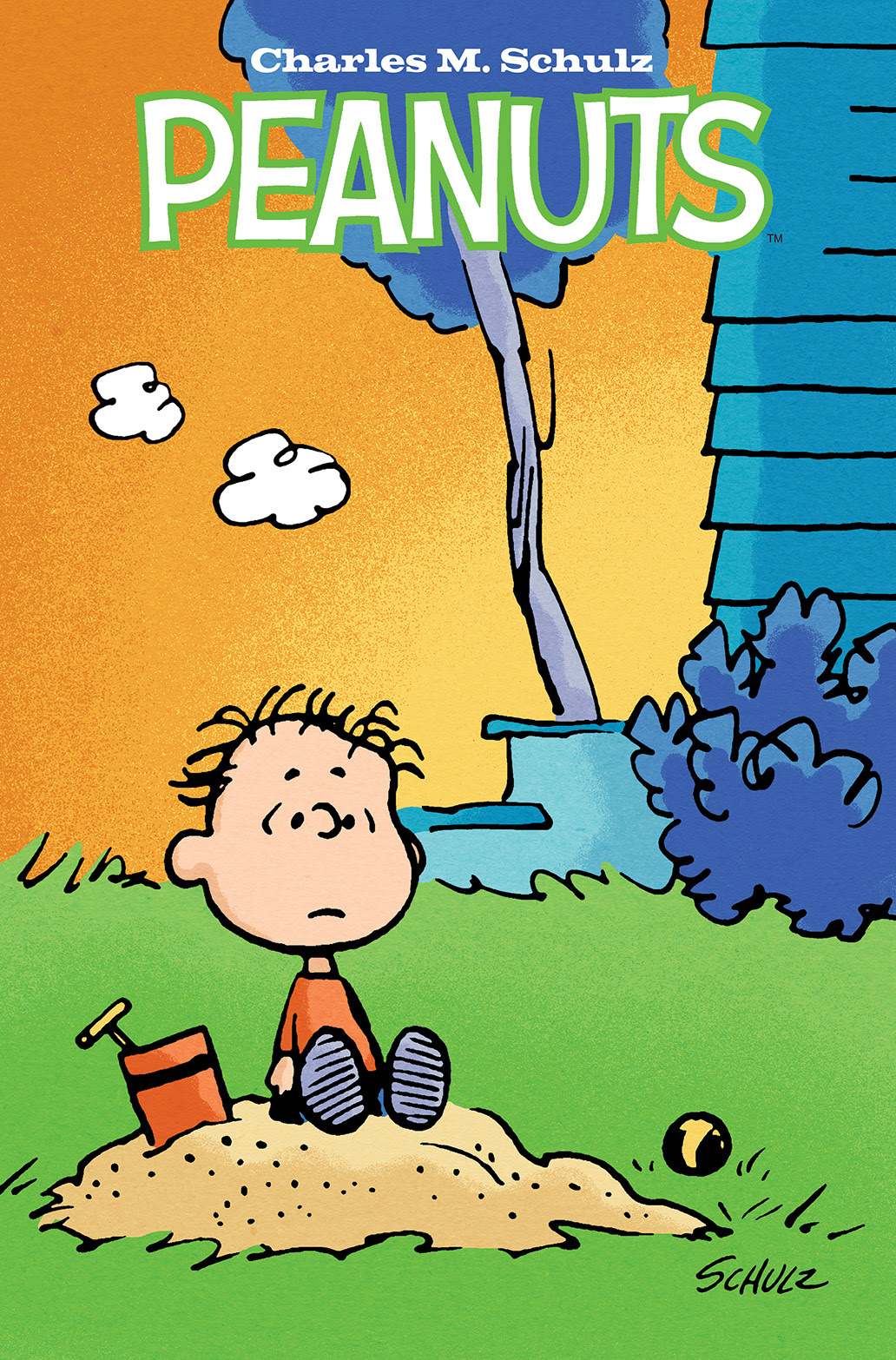 PEANUTS #21 Cover by Charles M. Schulz, Various