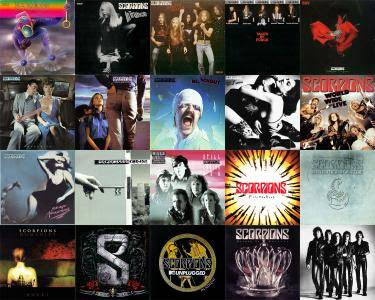 Scorpions – Collection (1974 – 2015)