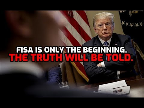 FISA IS ONLY THE BEGINNING. THE TRUTH WILL BE TOLD. -- Dr. Dave Janda BcYYMmwRXN