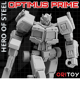 HERO OF STEEL OPTIMUS PRIME