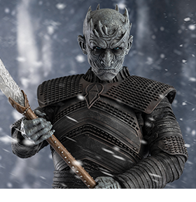 GAME OF THRONES NIGHT KING 1/6 SCALE FIGURE