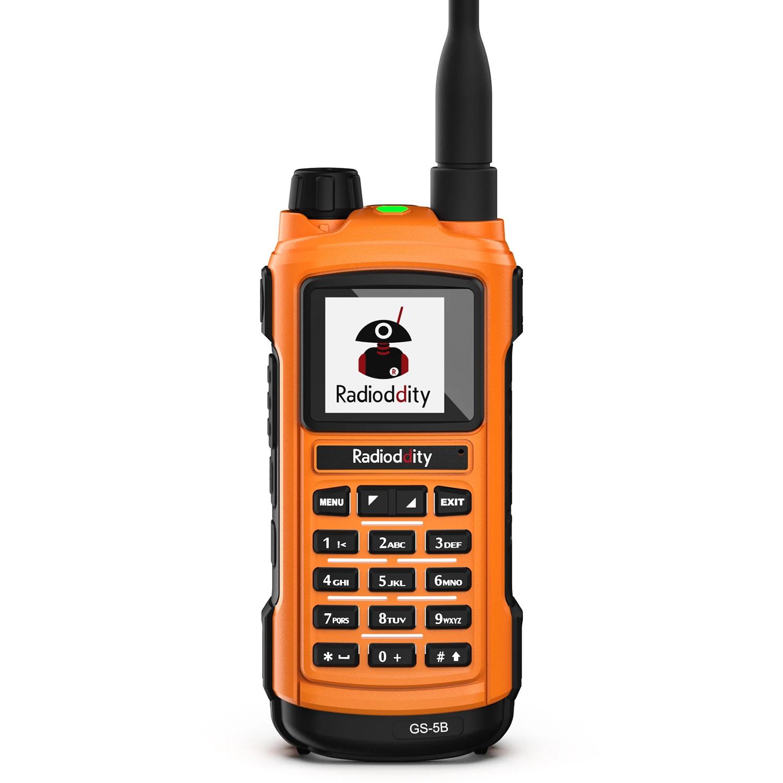 RADIODDITY GS-5B ANALOG RADIO