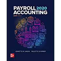 Loose Leaf for Payroll Accounting 2020