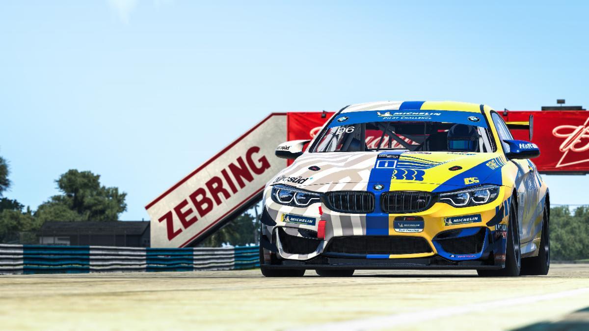 Turner Motorsport M6