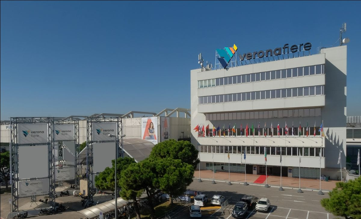 Veronafiere: trade fairs, congresses and events will resume safely