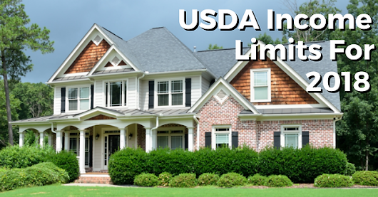 Kentucky USDA Income Limits for 2018 Changed to Higher Limits