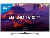 Smart TV 4K LED 55? LG 55UK6540 Wi-Fi HDR