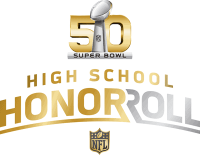 Super Bowl 50 High School Honor Roll