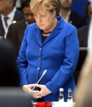 Merkel vor Gericht
