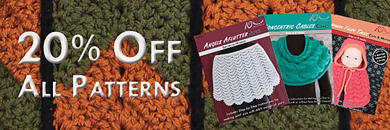 20% Off All Patterns