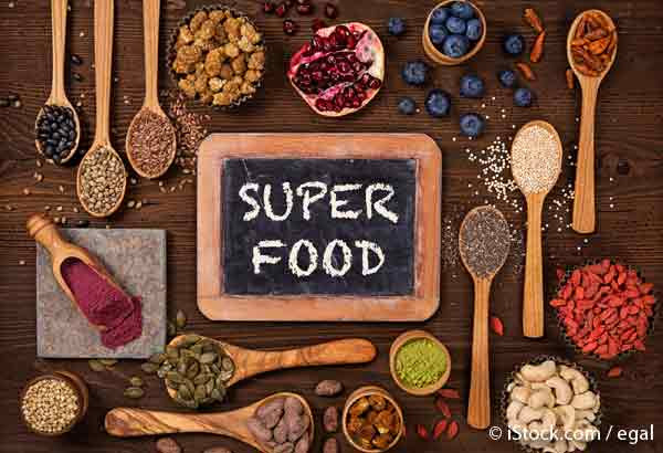 exotic superfood swap