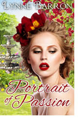 Portrait of Passion by Lynne Barron