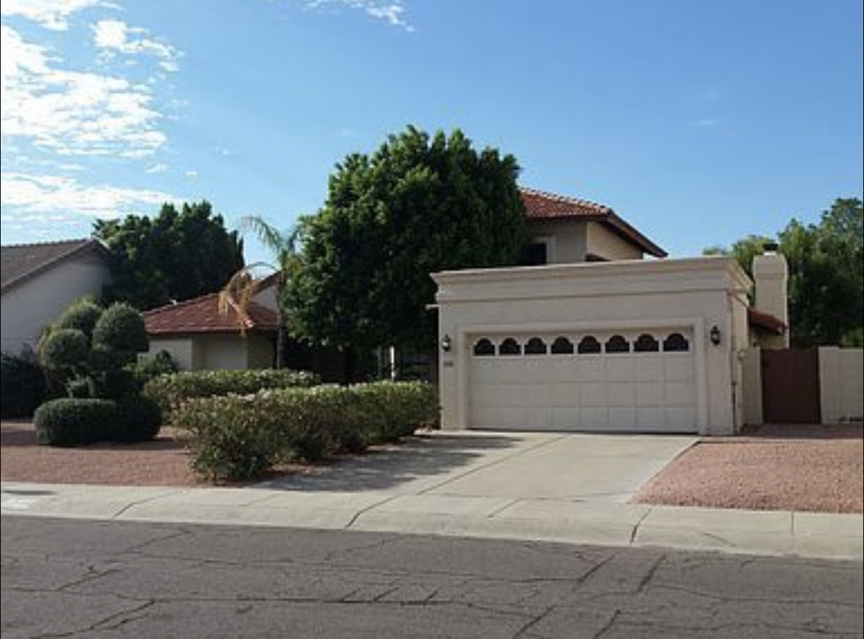 6739 W Topeka Dr Glendale, AZ 85308 wholesale property house listing