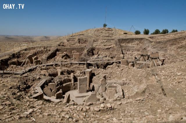 Ngôi đền cổ nhất trên thế giới là ngôi đền 12000 năm tuổi.,trái đất,những điều thú vị trong cuộc sống