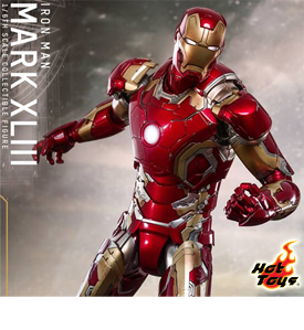 HOT TOYS AVENGERS: AGE OF ULTRON - 1/6 SCALE DIECAST IRON MAN MARK XLIII