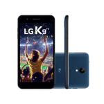 Smartphone LG K9 16GB Dual Chip 5.0 Câmera 8MP Selfie 5MP Android TV Digital Android 7.0 Azul