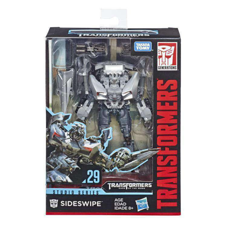 Image of Transformers Studio Series Premier Deluxe Wave 5 - Sideswipe - JANUARY 2019
