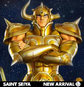 Saint Seiya Gold Myth Cloth Taurus 1/4 Scale Statue