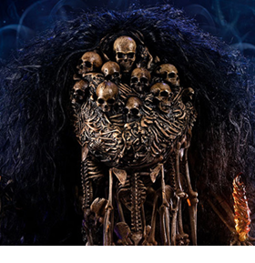 Dark Souls Gravelord Nito Limited Edition Statue