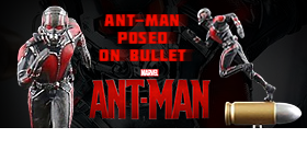 KING ARTS ANT-MAN