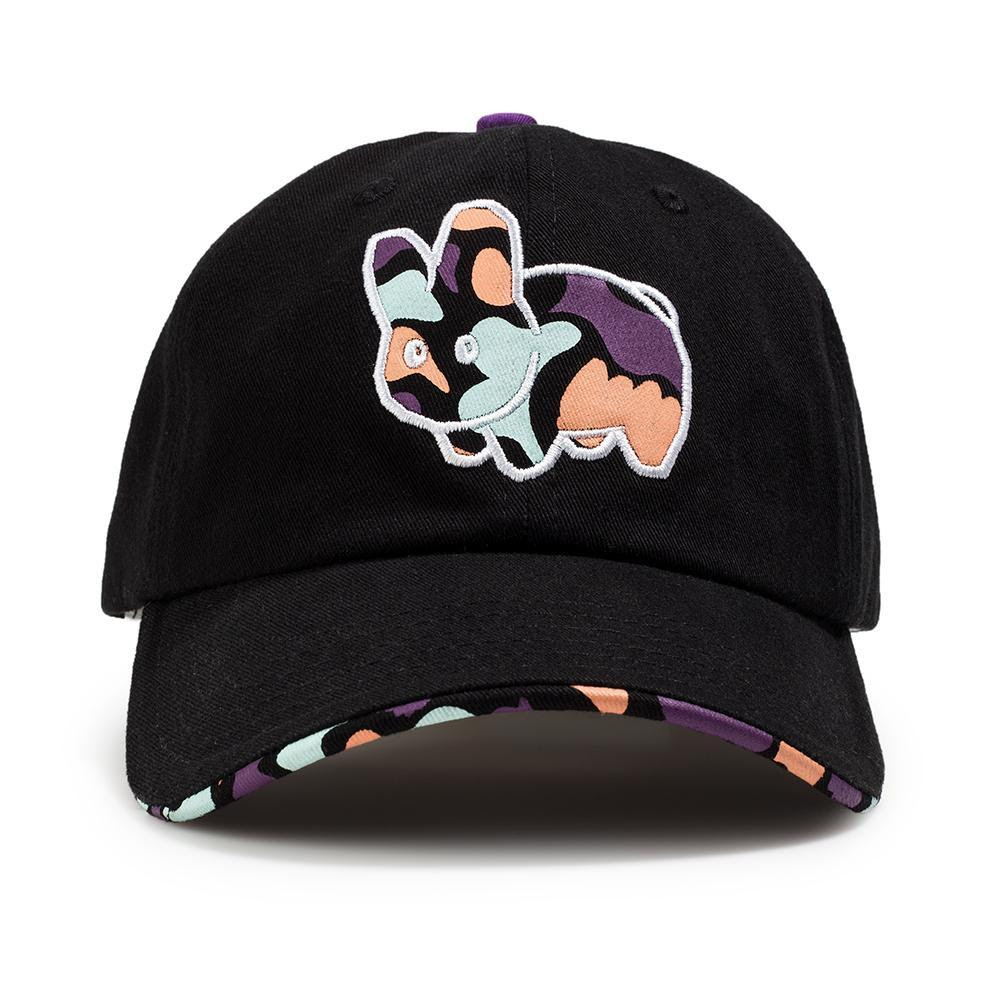 Kidrobot Limited Edition Camo Labbit Hat by Frank Kozik