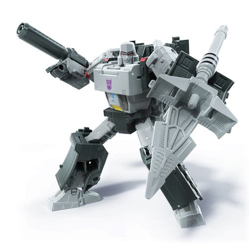 Image of Transformers Generations War for Cybertron Earthrise Voyager Wave 3 - Megatron - JULY 2020