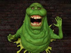 GHOSTBUSTERS SLIMER LIFE-SIZE WALL SCULPTURE