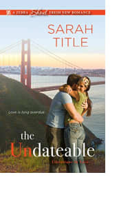 The Undateable by Sarah Title