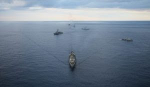 Greece, Cyprus, Egypt, France and UAE conduct joint military exercises amid rising Turkish threat
