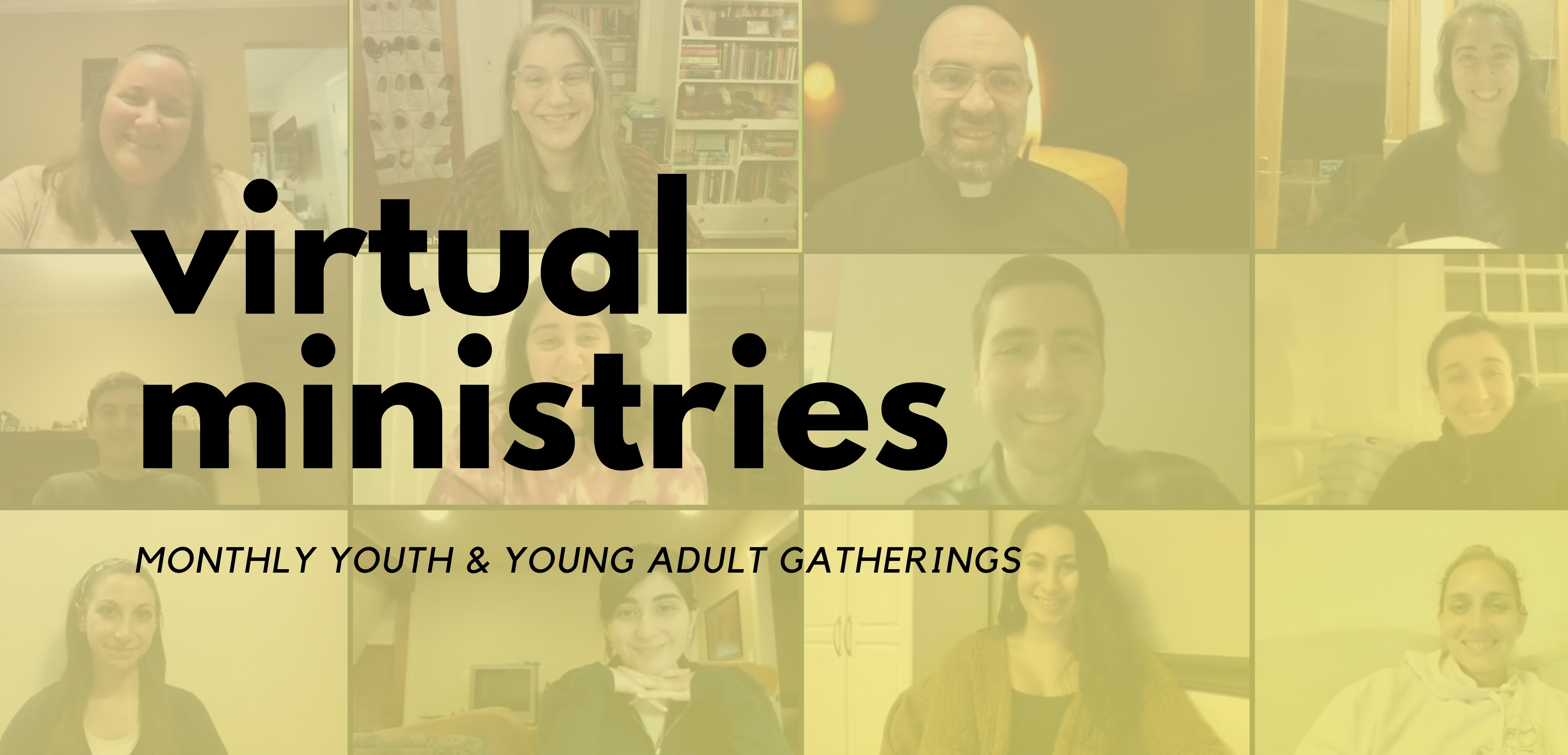Youth virtual ministry