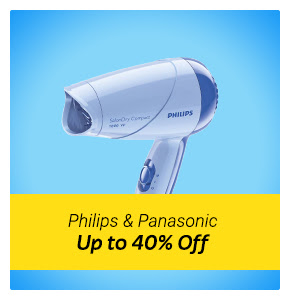 Up to 40% Off on Panasonic