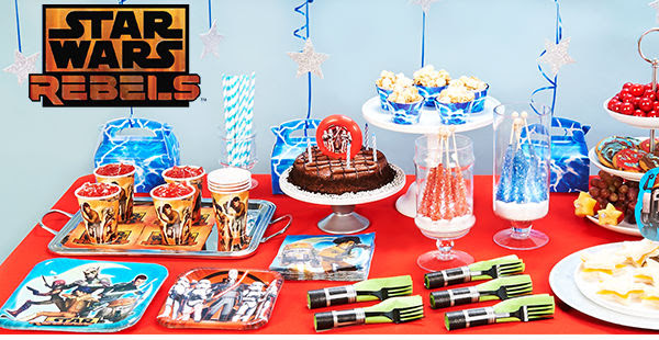 Star Wars Theme Birthday Party Ideas