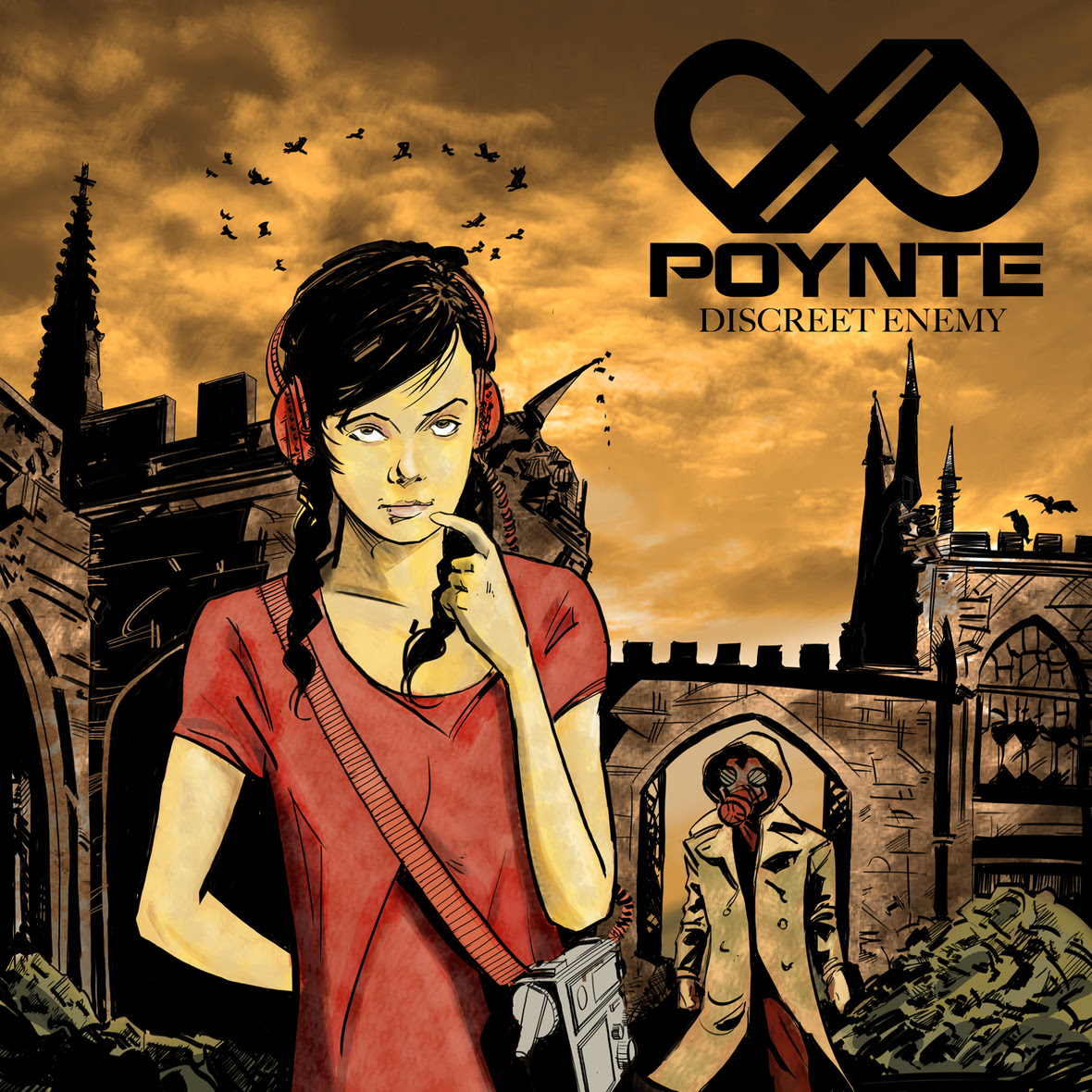 POYNTE - Discreet Enemy Art