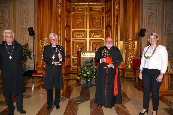 Augsburg Peace Prize laureates 2020